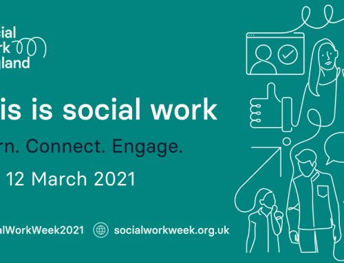 Sign up for online events to mark Social Work Week